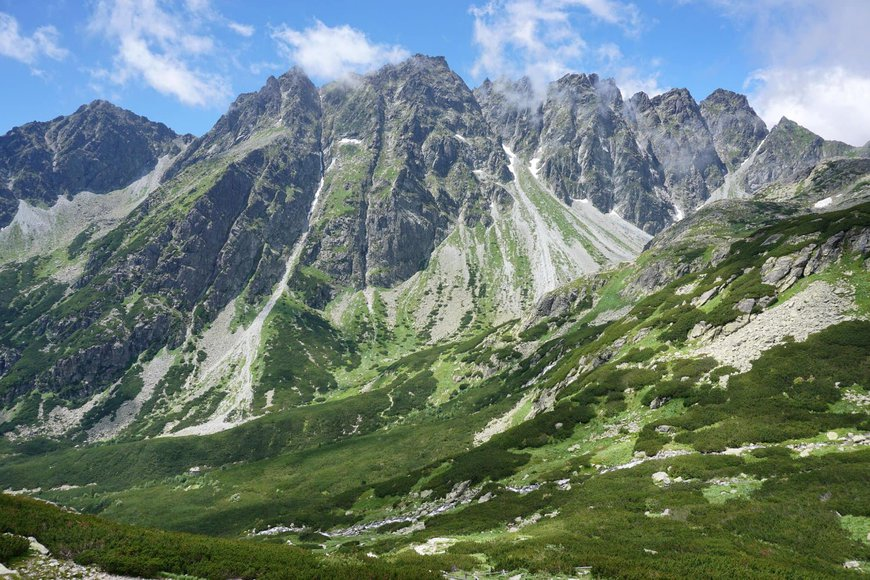 mountains tatry
